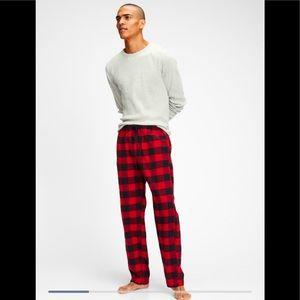 Gap Plaid Pajama Pants